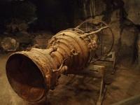 第二次世界大戦時に使用されていた10の地下軍事施設廃墟