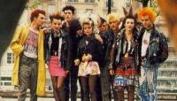 フランスに飛び火したパンクロック文化。1980年代フランスのパンキッシュな若者たちの写真
