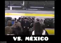 メキシコ人「日本の満員電車とメキシコの満員電車は…こんなに違う!」