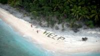 「ミクロネシアの無人島に漂流した3人が救助された…その理由がこれ」