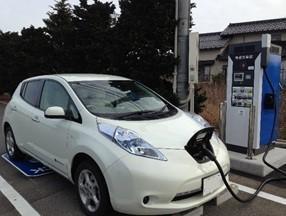 日本ユニシス他、山陰でEV充電インフラシステムサービスを開始