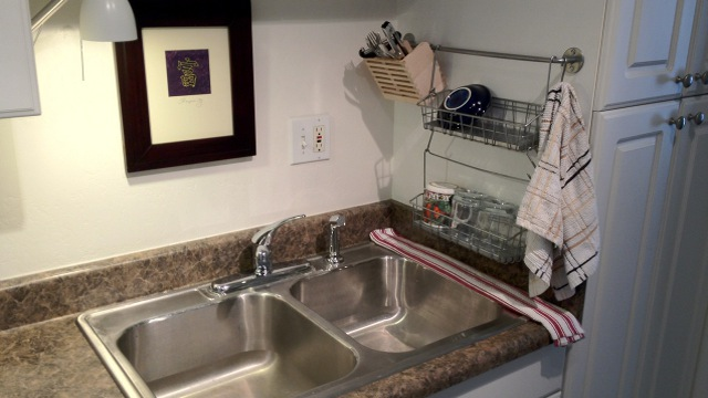 Ikeaの「bygel」シリーズを使って台所から水切りカゴをなくしてしまおう エキサイトニュース