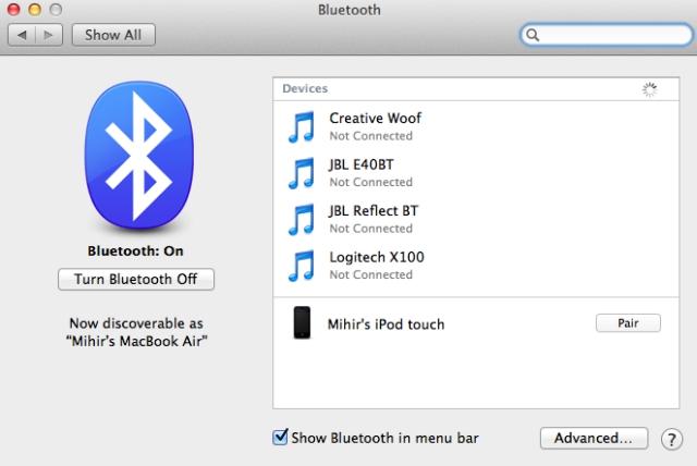 Macのキーボードを使ってiPhoneやiPad上で文字入力する方法