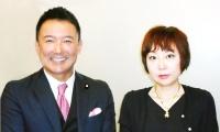 室井佑月が「太郎ちゃん、安倍さんを倒して」と陳情! 山本太郎が本気で語った安倍政治を乗り越える政策論とは?