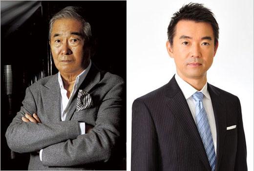 橋下徹・大阪市長をかつての盟友・石原慎太郎が「ポピュリスト」「狡猾」と批判!