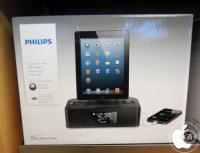 Apple Store、フィリップス エレクトロニクス ジャパンのLightningコネクタ対応アラームクロックスピーカー「Philips AJ7050D」を販売開始