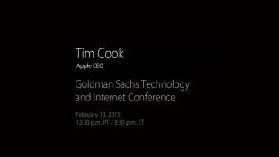 Tim Cook CEO「我々は数字にフォーカスしていない、数字を作る事にフォーカスしている」と語る
