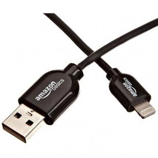 Amazon、MFiライセンス取得Lightning – USBケーブル「Amazonベーシック ライトニングUSBケーブル」を780円で特価販売中(タイムセール)