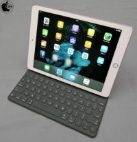 iPad Pro (9.7-inch)で、Smart Keyboard for 12.9-inch iPad Proを使用してのキーボード入力などは可能