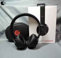 Beats by Dr.DreのApple製W1チップを採用したBluetoothヘッドフォン「Beats Solo3 Wireless」を試す #Solo3Wireless