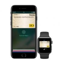 JFRカード、大丸松坂屋カードが「Apple Pay」登録に対応したと発表