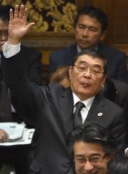 <NHK籾井会長>監査委の調査後にハイヤー代払う