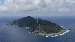 <外務省>HPに中国政府作成「尖閣諸島が日本語名の地図」