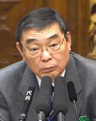 <NHK籾井会長>ハイヤー代問題「ルール犯していない」