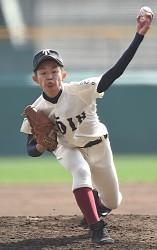 <選抜高校野球>昨夏を再演 大阪桐蔭・田中
