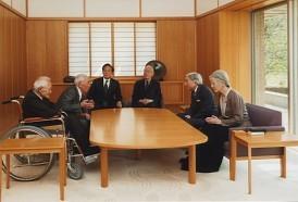 <両陛下>元日本兵と懇談 4月訪問、パラオ激戦地生還者