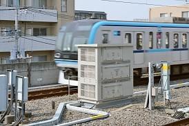 <東京メトロ>ブレーキ時に発電 駅への電気供給に
