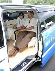 <伊勢志摩サミット>自動運転、世界にPR 国内3社が実演
