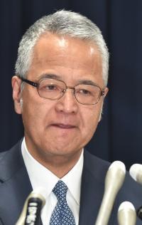 <甘利氏>不起訴へ 東京地検、任意で聴取 現金授受問題