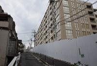 <東京・小石川のマンション>完成直前に都「建築不許可」