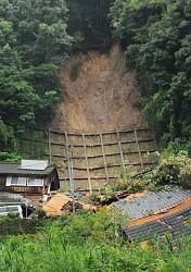 <大雨>梅雨前線、九州に停滞の見込み 警戒呼びかけ