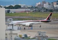 <MRJ>名古屋空港に引き返す 空調システムのトラブルで