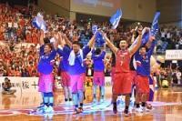 <バスケット>Bリーグ2部、開幕戦で熊本が躍動