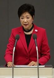 <東京都議会>豊洲盛り土、探求の義務 小池知事が所信表明