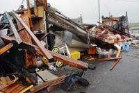 <九州北部>各地で大雨 福岡では土砂崩れも