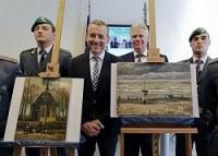 <ゴッホ>14年前に盗まれた2作品発見…ナポリ近郊で