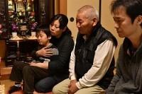 <阪神大震災22年>弟を守ろうとした母へ「見守っていて」