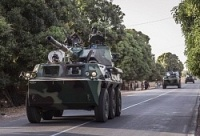 <ガンビア>セネガルなど軍事介入 居座る前大統領排除へ
