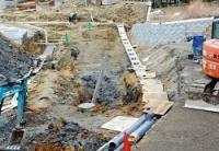 <京都・土砂崩れ>重体の19歳作業員も死亡 死者2人に