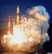 <H2Aロケット>打ち上げ成功 防衛省独自の通信衛星