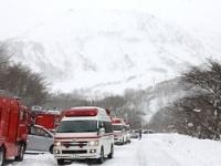 <雪崩>心肺停止は高校生8人に 多数負傷 栃木のスキー場