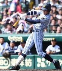 <選抜高校野球>2ケタ得点東海大福岡が初の8強 早実降す