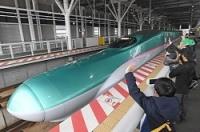 <北海道新幹線1年>「本州近く」実感 次は札幌、期待の声