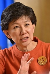 <国連>中満氏 軍縮担当トップに 日本人女性職員で最高位