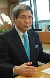 <熊本県知事>蒲島氏の休養理由は「胃がん切除手術」発表