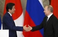 <日露首脳会談>プーチン氏「最も困難な問題ですら一緒に」