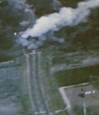 <豊の国宇佐市塾>機銃掃射も…米軍戦闘機の空襲映像を公開