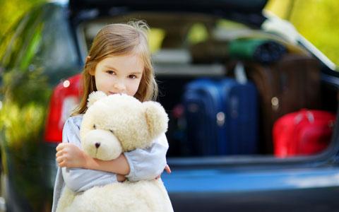9割以上の子供が経験、子供が車酔いする本当の理由とは?