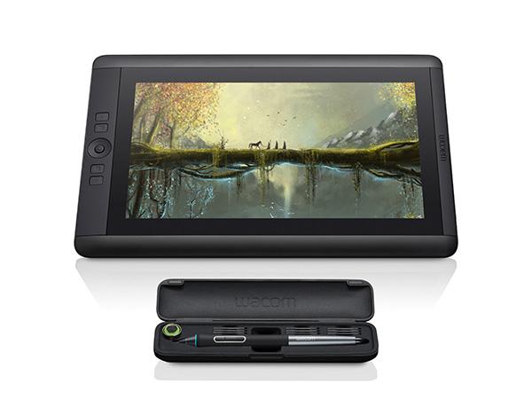 ワコム、「Cintiq 13HD touch」を発売