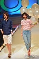 本田翼&三浦翔平、2ショットウォーキング 爽やか笑顔で魅了