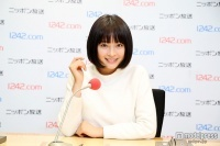 広瀬すず、オールナイトニッポン初挑戦「レギュラーになれるように頑張ります」