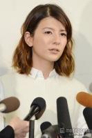 スザンヌ、熊本地震後初「我が家のベッドで寝た」 自宅の被災状況も明かす
