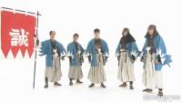 """5人の平成ライダーが""""新選組""""に 「夢の共演」とファン歓喜"""