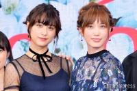 本田翼&山本美月、TOKIOの中でタイプは誰?まさかの回答にメンバースタジオから撤収