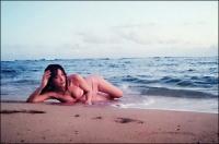 山崎真実、変わらぬ美貌で成熟ボディを大胆露出! グラビア完全復活で6年ぶり写真集に高まる期待