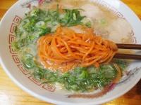 おしゃれタウン糸島にあるラーメン屋さん「億万両」で、こだわりの赤麺をすすってきた【福岡】